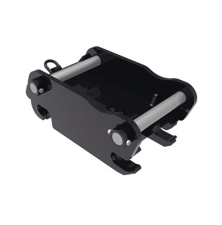 Hydraulisk snabbkoppling | S45 | Grävmaskin