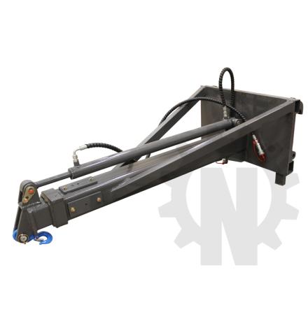 Hydraulisk JIB/Kranarm | 2000kg | EVERUN