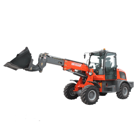 Everun ER1500F | 4x4 | 50hk | Lyfter 1500kg | Teleskoplastare