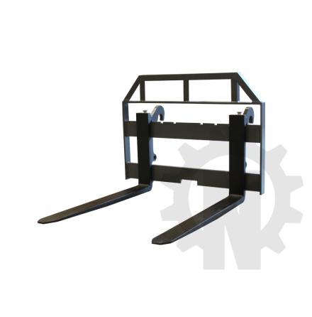 Mekaniska pallgafflar | 1030mm | EVERUN