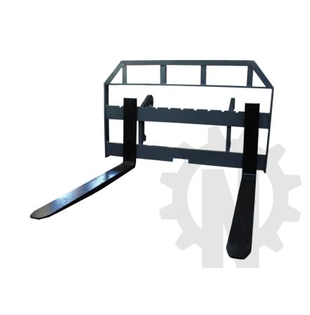 Mekaniska pallgafflar | 1260mm | EVERUN