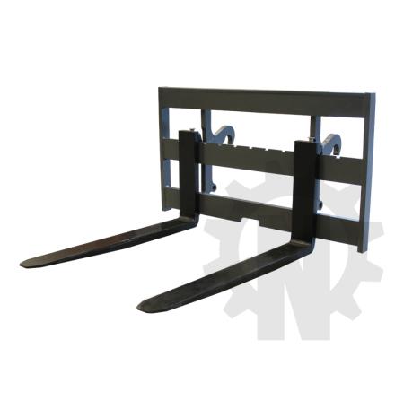 Mekaniska pallgafflar | 1300mm | EVERUN
