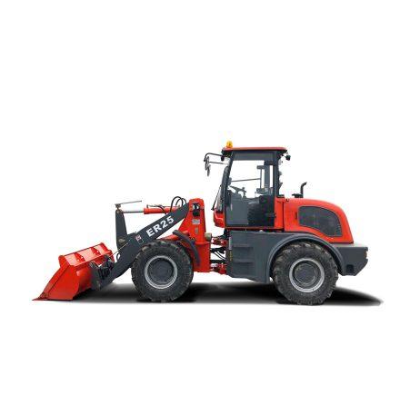 Everun Hjullastare ER25 | 4x4 | 94hk | Lyfter 2500kg